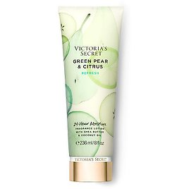 Natural Beauty Fragrance Lotion Green Pear & Citrus