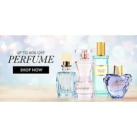 Extra 30% Off Sitewide on Perfumes Discounted Up to 80%