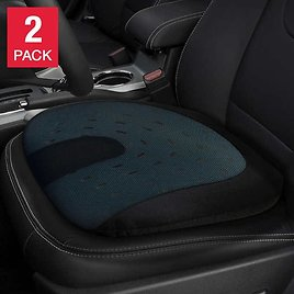TYPE S Gel Seat Cushion With Comfort Gel Technology 2-pack