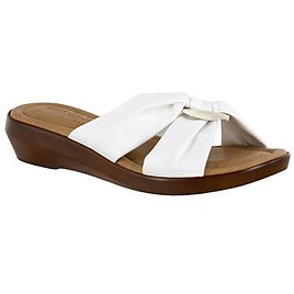Easy Street Tuscany By Cella Slide Sandals & Reviews - Sandals - Shoes