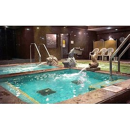 44% OFF General Spa Admission with Optional Base Rock Room Access for One Adult At King Spa and Sauna (Up to 45% Off)
