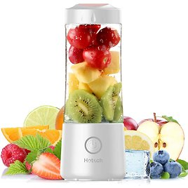 [2021 Newly Upgraded Version]Hotsch Portable Blender, 13.5 Oz Personal Size Blender