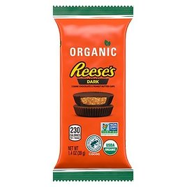 New Organic Reese's Cups