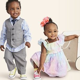 Up to 80% Off Kids & Baby Sale + Extra 20% Off