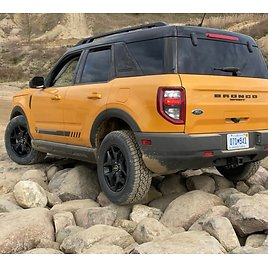 Ford Bronco Sport Recalled for Risk of Rollover