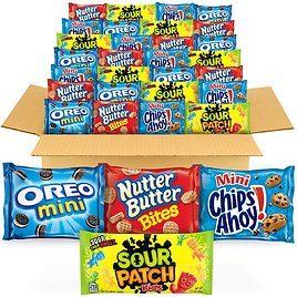 32-ct OREO Mini Cookies & Candy Variety Pack
