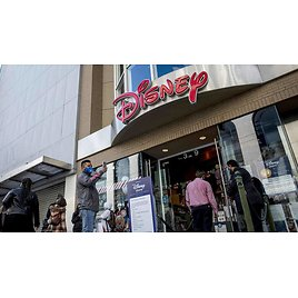 Disney Shuttering at Least 20% of Disney Stores As It Shifts Focus to E-commerce