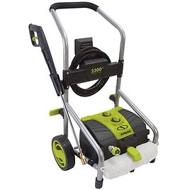 Sun Joe SPX4004-MAX-RM 2300psi 1.6 GPM Electric Pressure Washer with Extension Wand, Green