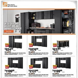 Home Depot Weekly Ad & More!