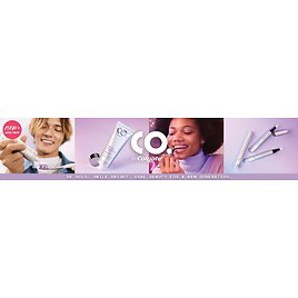 New CO. By Colgate Exclusively At Ulta