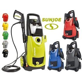 Sun Joe 2030 PSI Electric Pressure Washer with Quick-Connect Nozzles