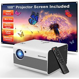 Projector Screen Giveaway!
