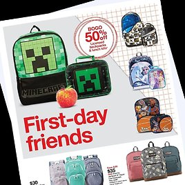 'First-Day Friends' Savings Event