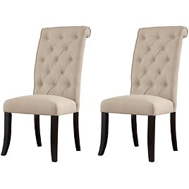 Signature Design By Ashley Tripton Parsons Chairs - Set of 2