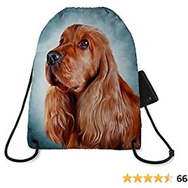Drawstring Backpack Bag With Two Zipper Pockets Large String Backpack Heavy Duty Cinch Bag Sackpack for Boys Girls Teens