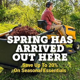 Up To 20% Off Seasonal Essentials - Tractor Supply Co.