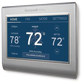 Honeywell Wi-Fi 7-Day Programmable Smart Thermostat