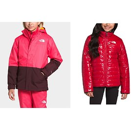 40% Off The North Face Outwear for The Family - New Markdowns