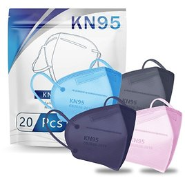 20-Pack KN95 Face Mask
