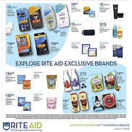 Rite Aid Weekly Ad & More!