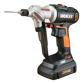 WORX WX176L.8 Switchdriver 20V PowerShare 2-in-1 Cordless Drill & Driver 845534022964