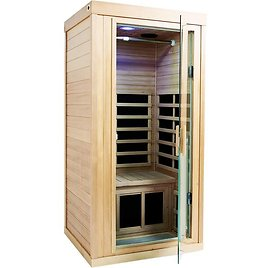 Somubl Single Person Outdoor Bluetooth CompatiablePortable FAR Infrared Sauna