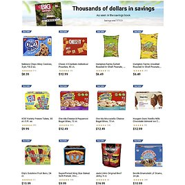 BJ's Wholesale Weekly Ad