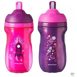 Buy 1 Get 1 25% Off Straw Toddler Tumbler Cup