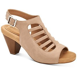 Giani Bernini Caged Caileigh Dress Sandals, Created for Macy's & Reviews - Sandals - Shoes
