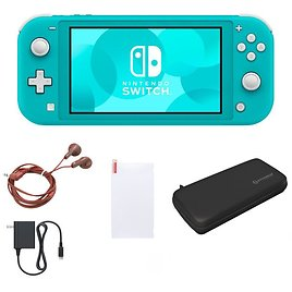 Nintendo Switch Lite with Accessories (3 Colors)