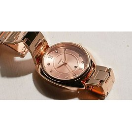 Brox Multifunction Gold-Tone Stainless Steel Watch - BQ2531 - Fossil