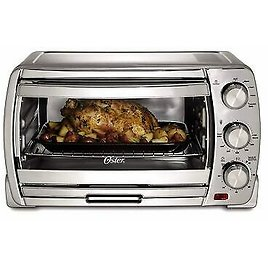 Genuine Oster (TSSTTVSK02) Counter Top Toaster Oven in Box **READ**