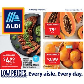 ALDI Weekly Ad & More!