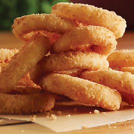 Free Any Size Onion Rings w/ Purchase