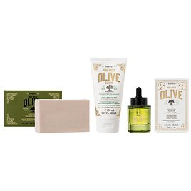 Korres 3-piece Olive Face & Body Set with Early Harvest Oil - 9947332 | HSN