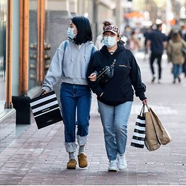 The Post-pandemic Spending Spree Has Begun. Here Are 6 Things Americans Are Buying