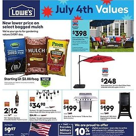 Lowe's Weekly Ad & More!