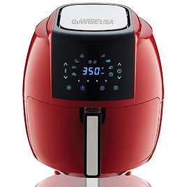 GoWISE USA 8-in-1 5.8 Qt Electric Air Fryer