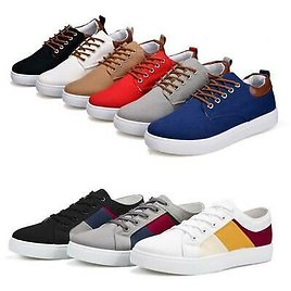 5% OFF Men's Oxfords Breathable Casual Shoes