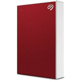 Seagate One Touch HDD 2TB External Hard Drive Red (STKB2000403) 763649149812