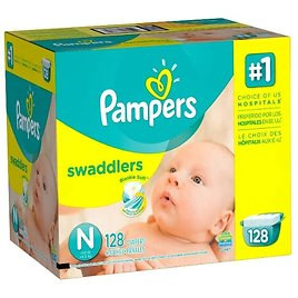 Free Sample of Pampers Swaddlers!