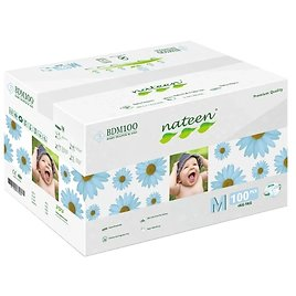 Free Sample of Nateen Baby Diapers