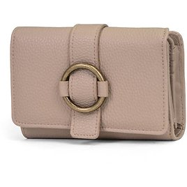 Fuzzy Nation Pebble Belted Wallet