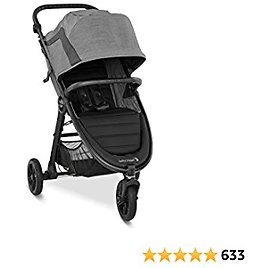 Baby Jogger City Mini GT2 Stroller, Barre Collection
