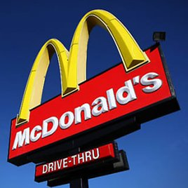 McDonald's Raises Hourly Wages for Company-owned Restaurants