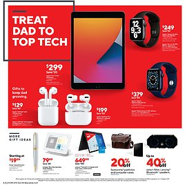 """""""Treat DAD to Tech"""" Sale"""