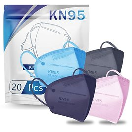 Price Drop! 20-Pack KN95 Face Mask