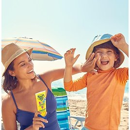 'Protect Yourself this Summer' Sun Care Sale