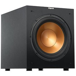 """Klipsch Reference R-12SW 12"""" 400W Powered Subwoofer"""