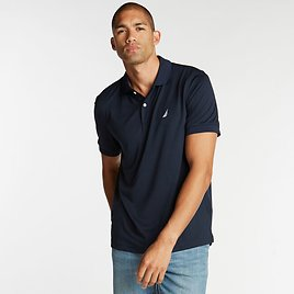Mens Classic Fit Navtech Performance Polo